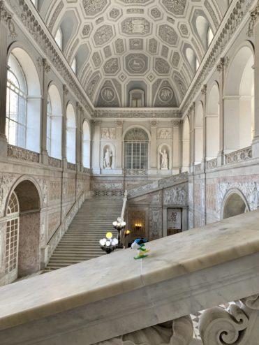 Palazzo reale...