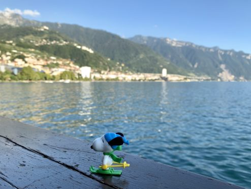 Montreux...