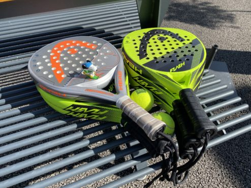 Time to Padel!