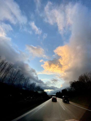 And God said: follow the light...
