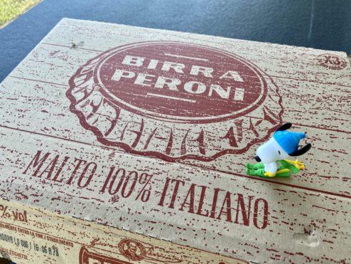 Supporting Italian economy!