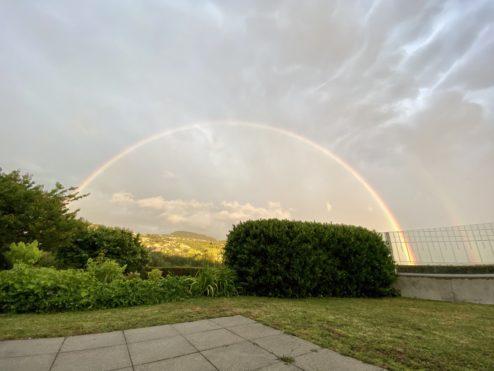 A great rainbow!