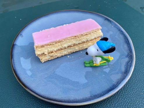 Time for mille feuilles...