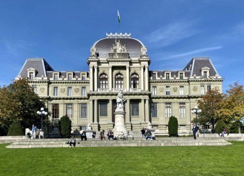 Lausanne's court...