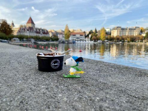 One more ice cream...