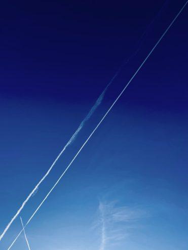 Art in the sky...