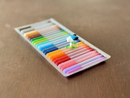 To paint rainbows...